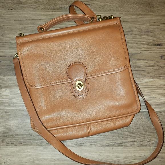 Coach Handbags - Sold**Coach crossbody messenger bag